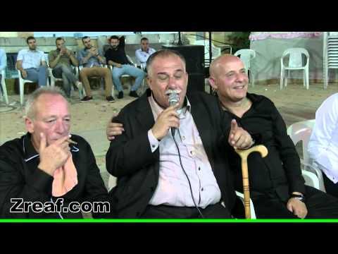 موال ابن عمي مثل اخوي من حفل دار عياش الدكتور الشاعر موسى حافظ و فرقته 2015