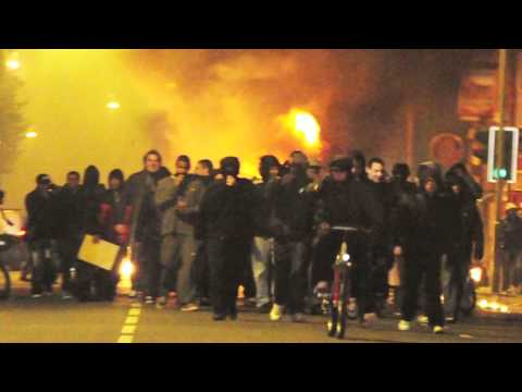 Liverpool Riots: 'They wrecked what little they have here'