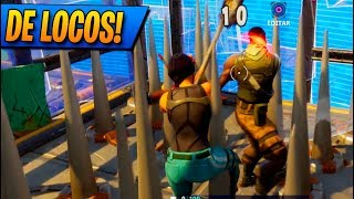 DE LOCOS! Fortnite: Battle Royale