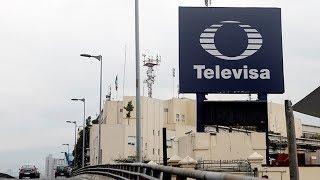Dejan una hielera con dos cabezas humanas y una nota de amenaza en una sede de Televisa en México