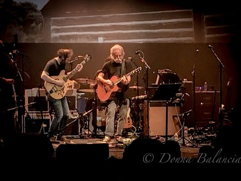"BOB WEIR AND JOHN MAYER – ""Jack Straw"" – Wiltern 10/10/16"