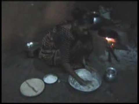 Traditonal Kitchen in Rural India