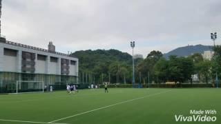 2016學界足球D3 鳴遠(藍)vs何文田官立(白) 2:0