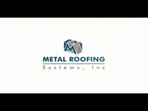 MRS 2500 Panel - Medium Bronze - Advanced Roofing Concepts - Moravian Falls Elementary School