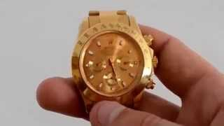 видео Купить копии часов Rolex