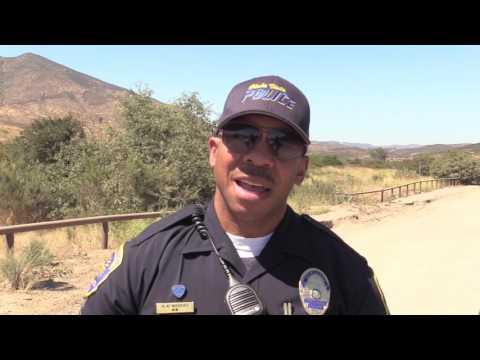 Chula Vista: Pursuit and Capture of Car Thief 06182017