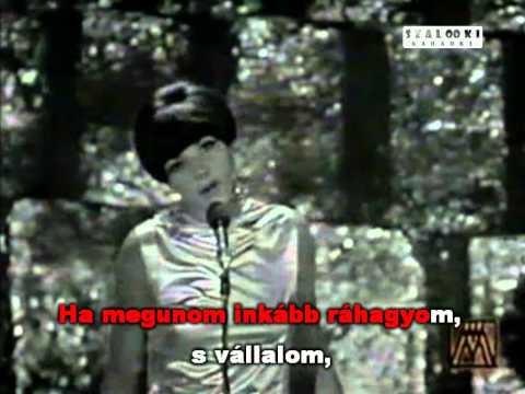 Zalatnai Sarolta - Nem várok holnapig karaoke