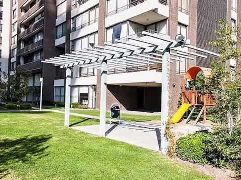 For Rent 2 bedroom apartment in Las Condes Santiago Chile