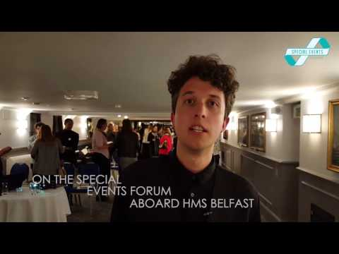 Interview with an #Eventsprof - Samuel Morton, Freedom from Torture