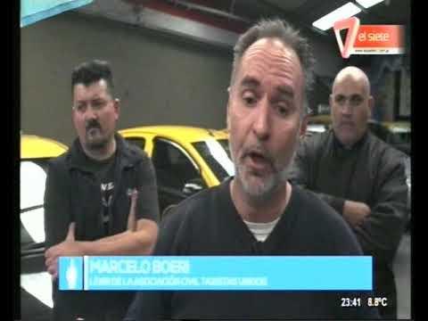 Guerra en las calles: Taxistas versus Uber y Cabify.
