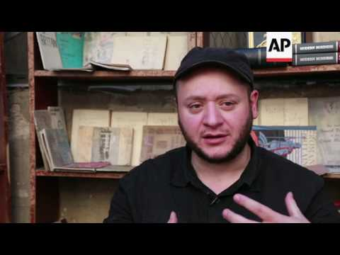 Amman 'pay as you like' bookstore saved by crowd-funding