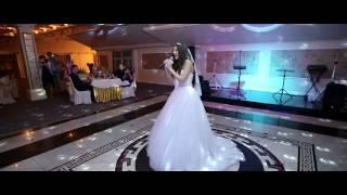 Свадебный сюрприз невесты жениху. Георгий и Екатерина 07.08.15