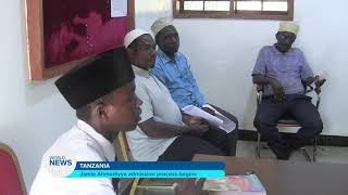Jamia Ahmadiyya Tanzania's admission process begins