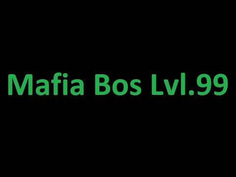just copy these killing strats and u'll become a MafiaBos Lvl.99