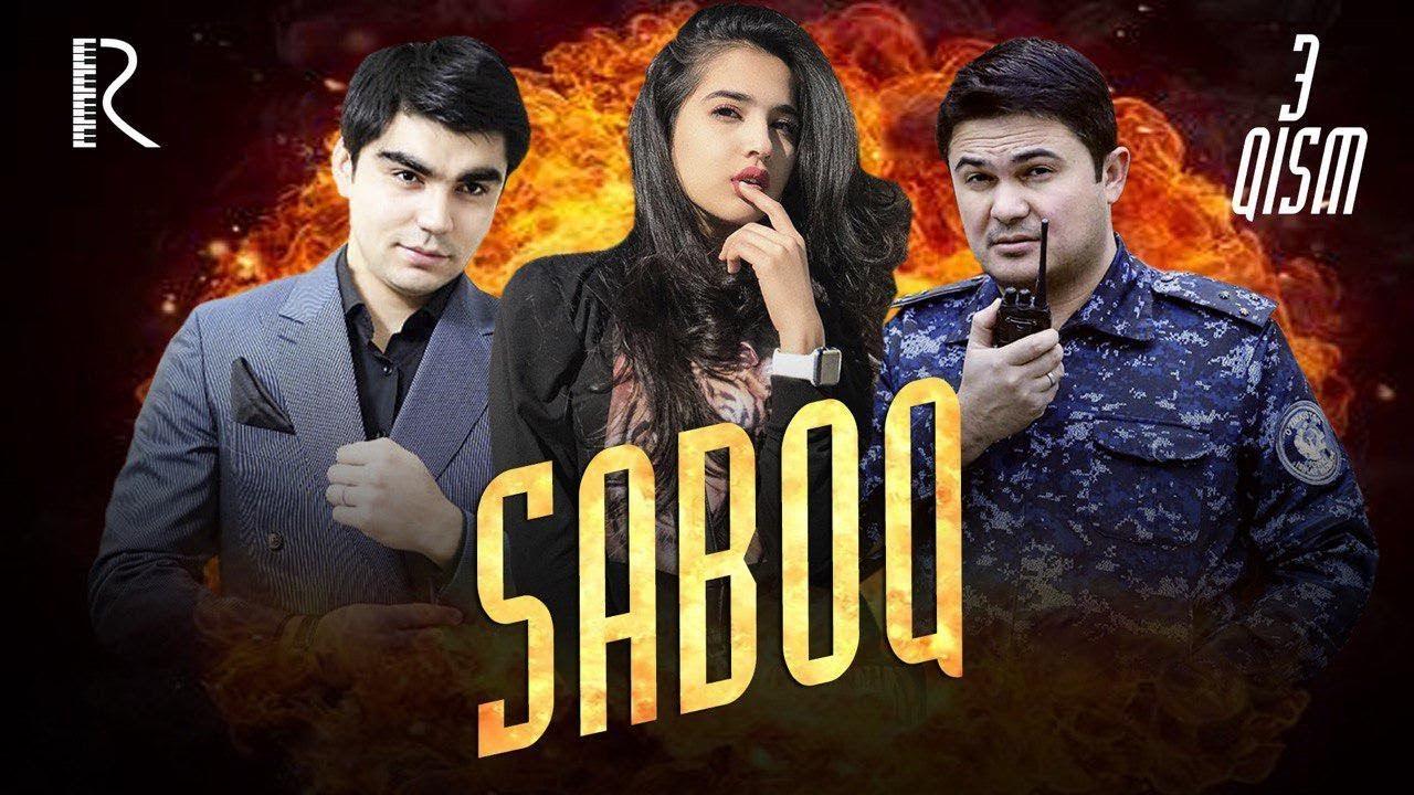 Saboq (o'zbek serial) | Сабок (узбек сериал) 3-qism #UydaQoling