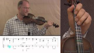 Gardenia Waltz fiddle lesson