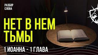 1 Послание Иоанна 1 гл (Толкование) - Игорь Агапов / С нами Бог