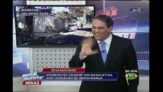 Brasil Urgente Minas 26/03/2015 Bloco 2