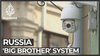 Russia's 'Big Brother' facial recognition system goes on trial