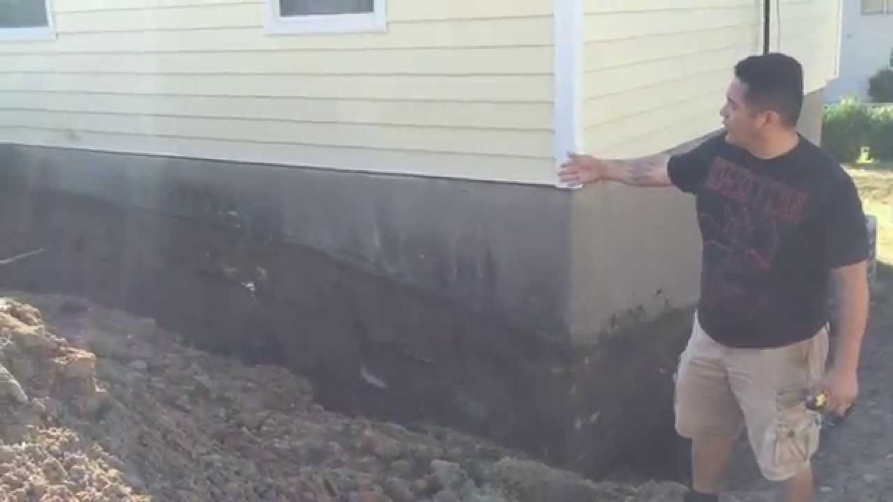 Wayne NJ Basement Waterproofing 973 487 3704 Contractor. Affordable Passaic  County Concrete   YouTube