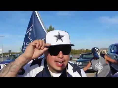 DALLAS COWBOYS  COWBOY NATION SONG BY FERNANDO SAUCEDO