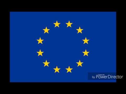 Государственный гимн Евросоюза