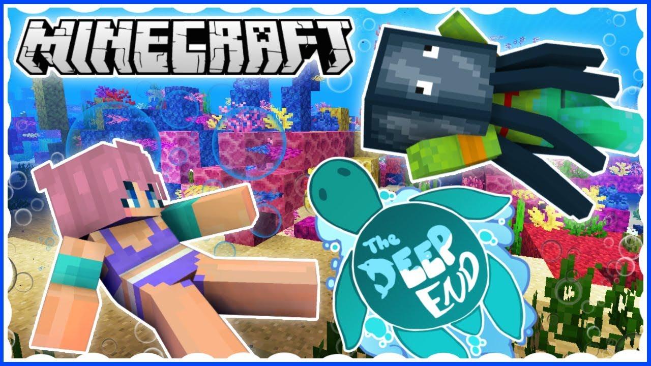 Ocean Exploring!   The Deep End   Ep 1