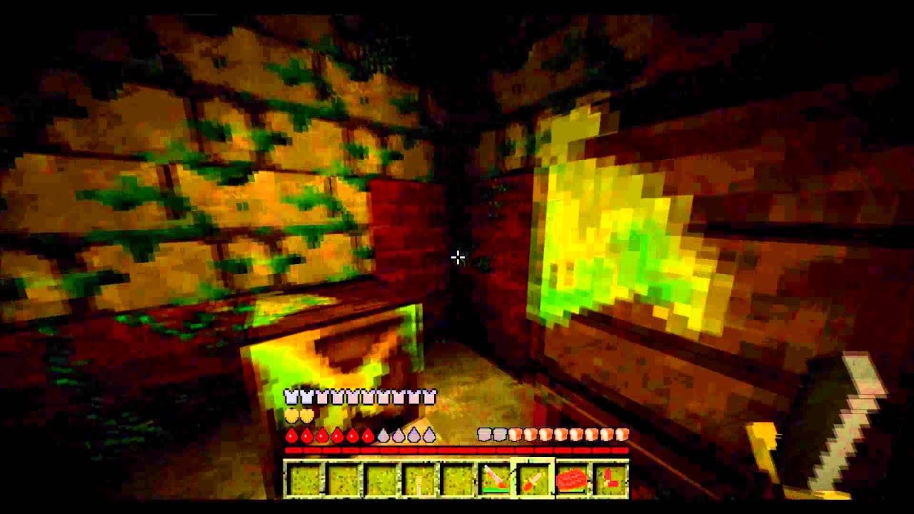 Minecraft: The Last Of Us (Adventure Map) #1 - Parkour Fails!