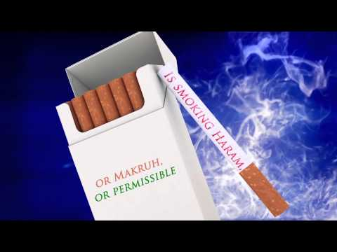 Is Smoking Haram or Makruh or Permissible?