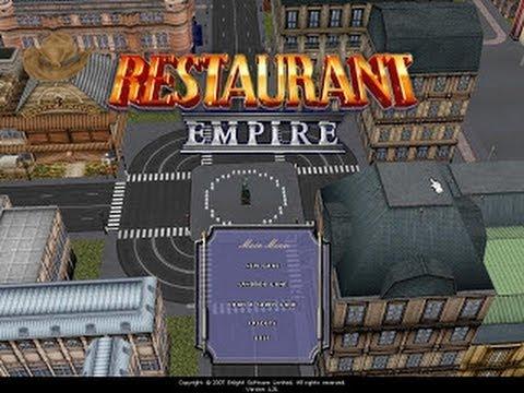 Restaurant Empire - Magyar szinkronos tutorial és étteremnyitás (M) (HD)
