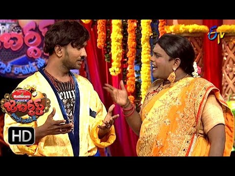 Adhire Abhinay Performance | Jabardasth |  13th September 2018 | ETV  Telugu