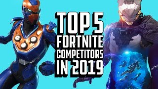 Will these games KILL Fortnite in 2019? | ArcadeCloud