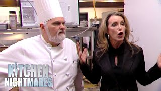 Owner Defends His Food From Ramsay   Kitchen Nightmares