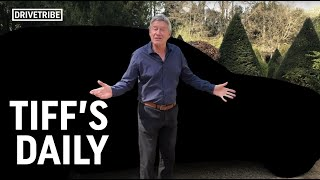 Tiff Needell reveals the daily driver that he's kept for 12 years!