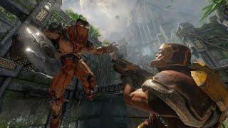 Самая звездная дуэль в Quake Champions: ZeRo4 против авторов игры