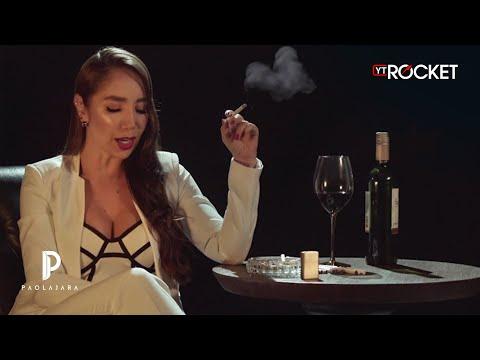 El Cigarrillo - Paola Jara | Video Letra