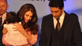 "Honoured: Aishwarya Rai Bachchan Thanks ""my Darling Husband & Aaradhya"""