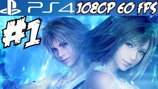 Final Fantasy X/X-2 PS4 Walkthrough Part 1 Gameplay Let