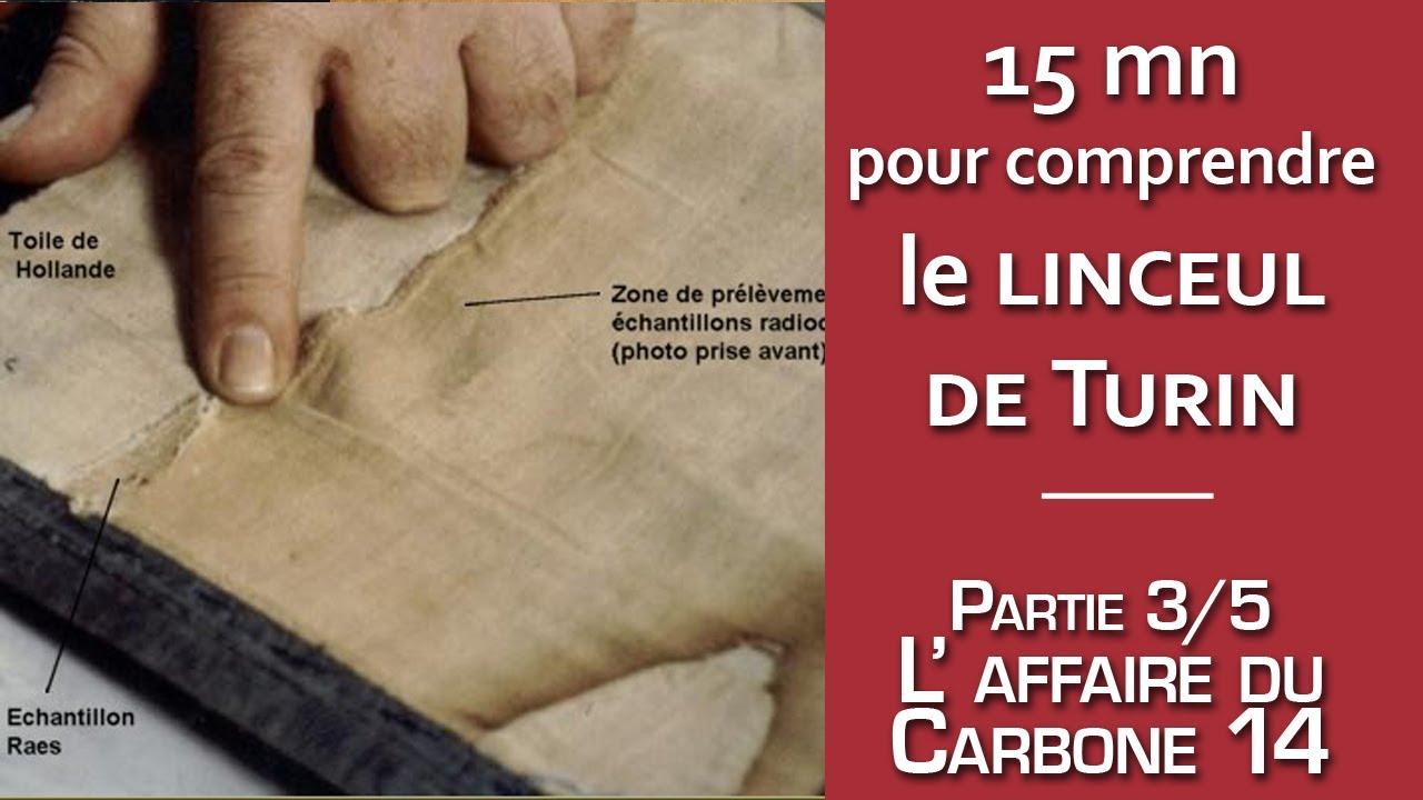 Linceul de Turin deuxième datation carbone