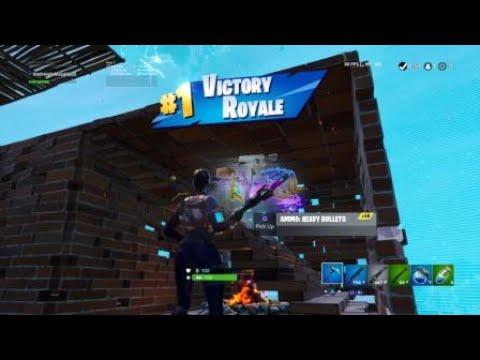 Fortnite solo win/9 kills