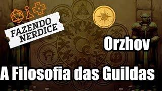 Filosofia das Guildas - Branco e Preto