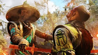 Matched with Havok for Reworked Matches! - Aramusha Brawls [For Honor]