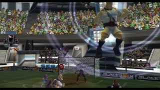 Dolphin Emulator 4.0.2 | Sega Soccer Slam [1080p HD] | Nintendo GameCube