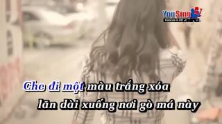 [Karaoke - Beat] Crying Over You Gok Kun