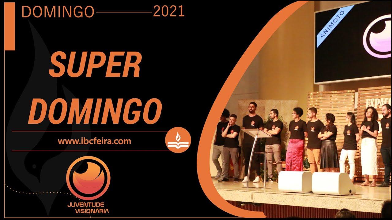 Super Domingo - Daniel Baarreto - Ser como Jesus foi- 10.01.2021 - 20h00