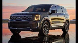 2020 Kia Telluride SUV – Interior, Exterior and Drive