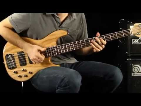 G&L M 2500: Tone Review and Demo with Paul Gagon