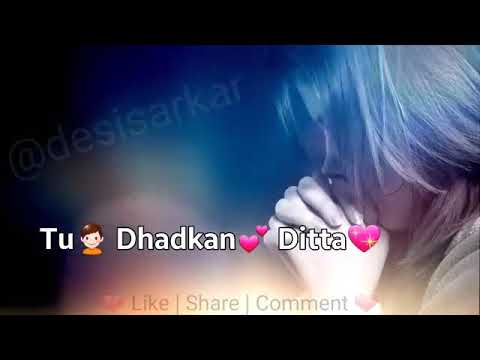 Mere Dil Vich Vasda Ae | Parmish Verma |ft Ninja Gjr Ngr Ala |punjabi Song