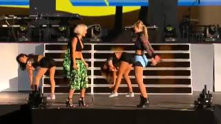 Iggy Azalea feat. Rita Ora Black Widow live