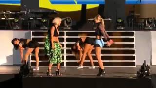 Iggy Azalea Feat Rita Ora Black Widow Live